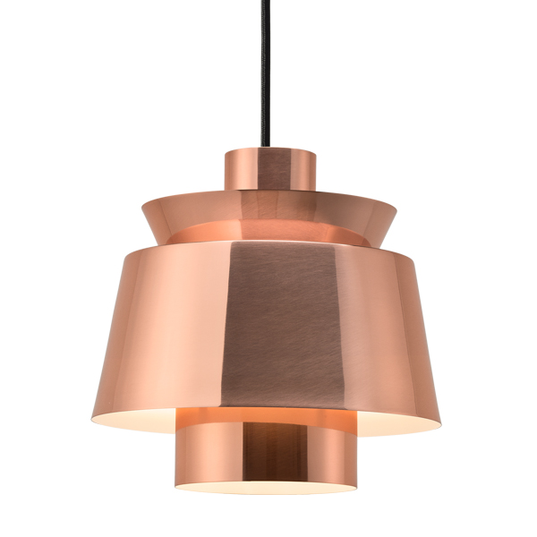 utzon pendant light copper